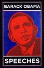 Barack Obama Speeches (Leather-bound Classics) Cover Image