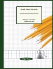 Graph Paper Composition: Grid Composition Paper 5x5 grids for Math Cover Image