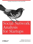 Social Network Analysis for Startups: Finding Connections on the Social Web Cover Image