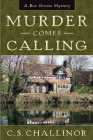 Murder Comes Calling: [LARGE PRINT]: An English Village Mystery (Rex Graves Mystery #7) Cover Image