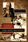 Thou Shalt Not Steal: The Baseball Life and Times of a Rifle-Armed Negro League Catcher Cover Image