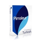Pimsleur Turkish Conversational Course - Level 1 Lessons 1-16 CD: Learn to Speak and Understand Turkish with Pimsleur Language Programs Cover Image