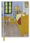 Vincent van Gogh: Bedroom at Arles (Blank Sketch Book) (Luxury Sketch Books) Cover Image