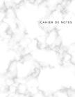 Cahier de notes: Couverture motif marbre Cover Image