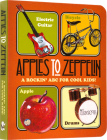 Apples to Zeppelin: A Rockin' ABC for Cool Kids! (Book-Children's) Cover Image