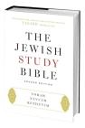 Jewish Study Bible-FL-Tanakh Cover Image