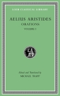 Orations, Volume I (Loeb Classical Library #533) Cover Image