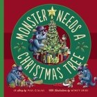 Monster Needs a Christmas Tree (Monster & Me) Cover Image