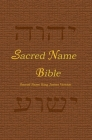 Sacred Name Bible: Sacred Name King James Version, hard cover Cover Image