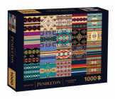The Art of Pendleton Patchwork 1000-Piece Puzzle Cover Image