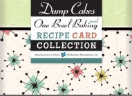 Dump Cakes and One Bowl Baking Recipe Collection Tin Cover Image