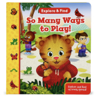 So Many Ways to Play! Cover Image