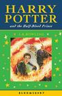 Harry Potter and the Half-Blood Prince. J.K. Rowling Cover Image