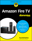 Amazon Fire TV for Dummies Cover Image
