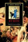 The Cambridge Companion to Byron (Cambridge Companions to Literature) Cover Image