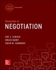 Essentials of Negotiation Cover Image