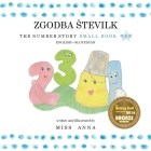 The Number Story 1 ZGODBA STEVILK: Small Book One English-Slovenian Cover Image