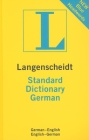 Langenscheidt Standard Dictionary: German Cover Image