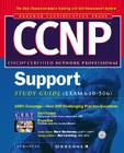 CCNP Cisco Support Study Guide (Exam 640-506) [With CDROM] (Global Knowledge Certification) Cover Image