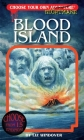 Blood Island (Choose Your Own Nightmare) Cover Image