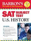 Barron's SAT Subject Test in U.S. History Cover Image