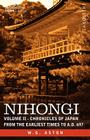 Nihongi: Volume II - Chronicles of Japan from the Earliest Times to A.D. 697 Cover Image