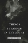 Things I Learned in the Night Cover Image