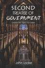 Second Treatise of Government: The Complete Original Classic Novel, Unabridged Classic Edition Cover Image