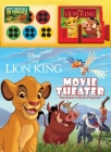 Disney The Lion King Movie Theater Storybook & Movie Projector Cover Image