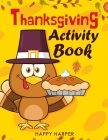 Thanksgiving Activity Workbook Cover Image