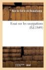 Essai Sur Les Usurpations Cover Image