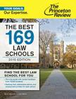 The Best 169 Law Schools Cover Image