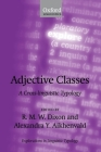 Adjective Classes: A Cross-Linguistic Typology (Explorations in Linguistic Typology) Cover Image