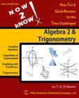 NOW 2 kNOW Algebra 2 & Trigonometry Cover Image