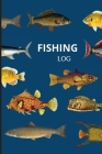 Fishing Log: Journaling Pages for Recording Fishing Notes, Fisherman Log Book and Journal, (Kids and Adults, Journal Diary for Fish Cover Image