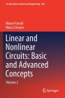 Linear and Nonlinear Circuits: Basic and Advanced Concepts: Volume 2 Cover Image