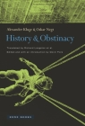 History and Obstinacy Cover Image