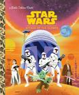 Star Wars: Attack of the Clones (Star Wars) (Little Golden Book) Cover Image