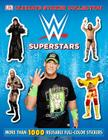 Ultimate Sticker Collection:  WWE Superstars Cover Image