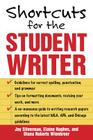 Shortcuts for the Student Writer Cover Image