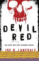 Devil Red (Hap and Leonard Series #8) Cover Image