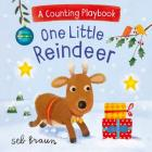 One Little Reindeer: A Counting Playbook Cover Image