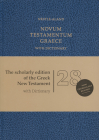 Novum Testamentum Graece-FL ) Cover Image
