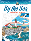 Creative Haven by the Sea Color by Number (Creative Haven Coloring Books) Cover Image