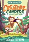 The Secret of Shadow Lake (Creature Campers Book 1) Cover Image