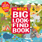 The MEGA Big Look & Find Book: 5 fold-out spreads & 1000 objects! (Big Look and Find) Cover Image