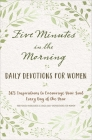 Five Minutes in the Morning: Daily Devotions for Women Cover Image
