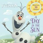 A Day in the Sun (Frozen (Random House)) Cover Image