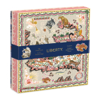 Liberty London Maxine 500 Piece Double Sided Puzzle with Shaped Pieces Cover Image