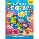Alphabet Stickers Workbook Cover Image